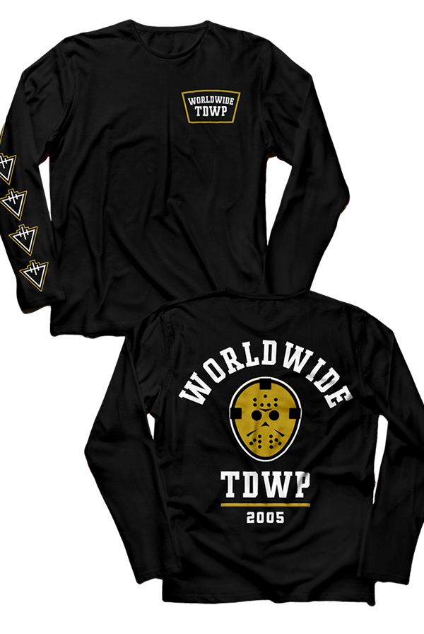 Worldwide Long Sleeve (Black)