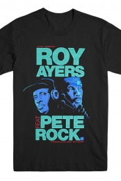 Roy Ayers Tee (Black)