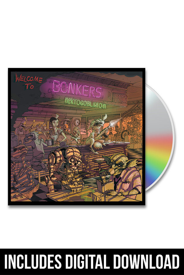 Welcome To Bonkers CD