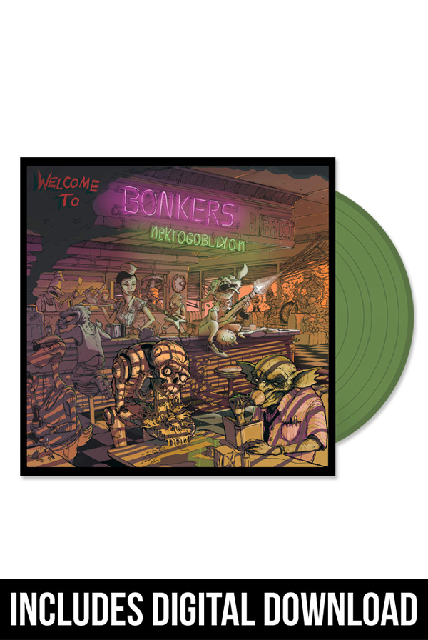 Welcome To Bonkers Vinyl