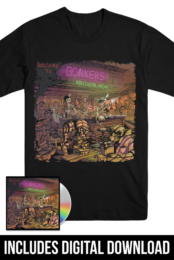 Welcome To Bonkers Tee Bundle