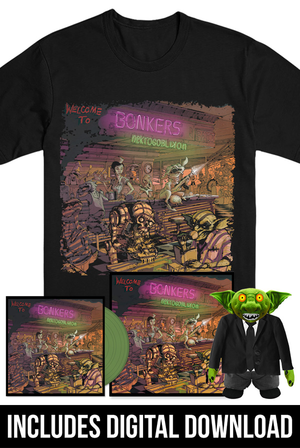 Welcome To Bonkers Ultimate Vinyl Bundle