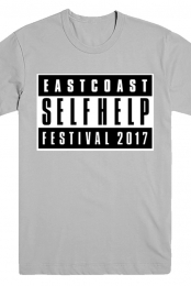 East Coast Parental Advisory Tee (Silver)