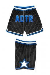 Star Basketball Shorts