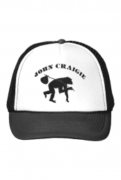 JC Trucker Hat (Black)
