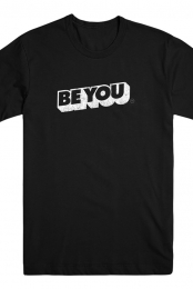 Be You Tee (Black) - Nic Howell