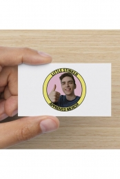 The Official Drew Gooden Business Card