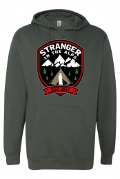 Stranger In The Alps Hoodie