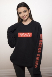 MT Super Crewneck Sweater (Black)