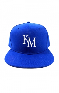 KM Snapback (Royal Blue)