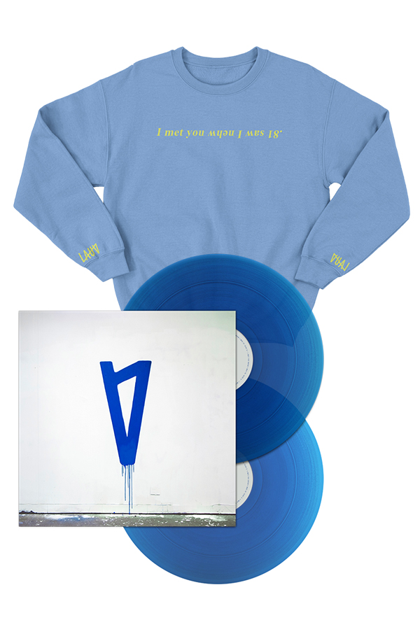 I met you when I was 18. Vinyl Bundle #2