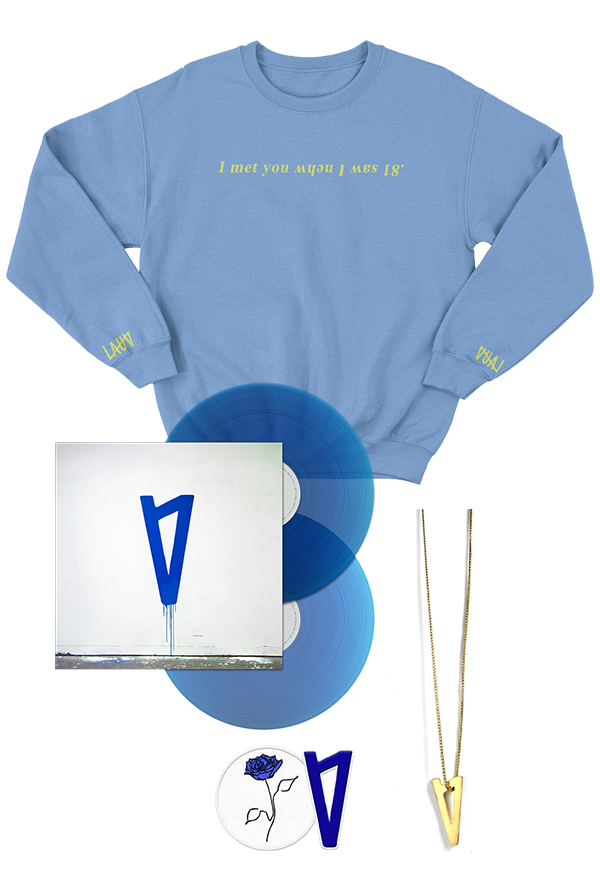I met you when I was 18. Vinyl Bundle #3