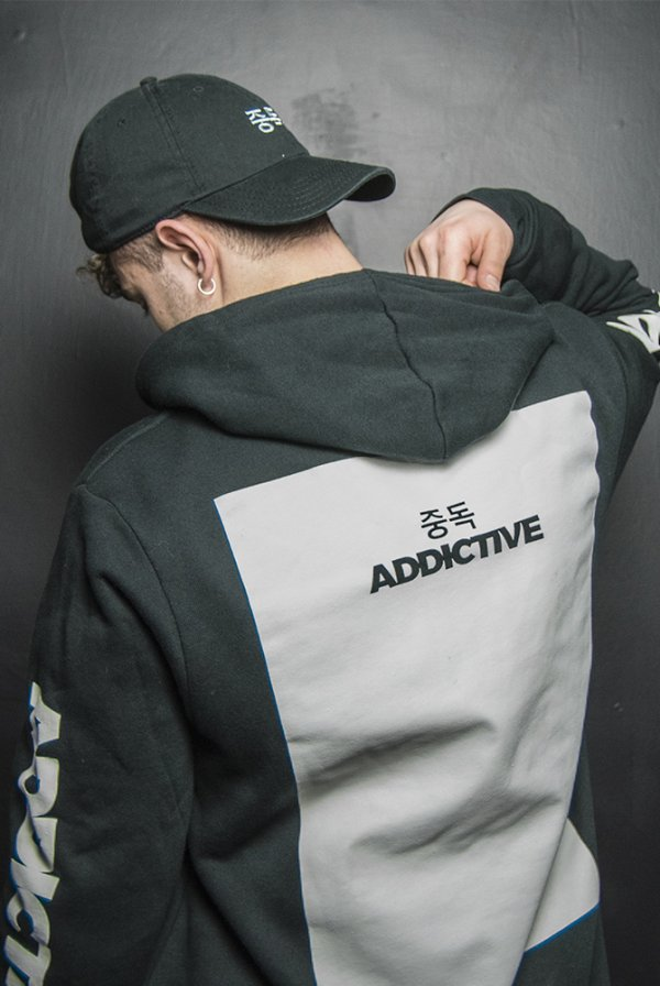 Addictive Pullover Hoodie
