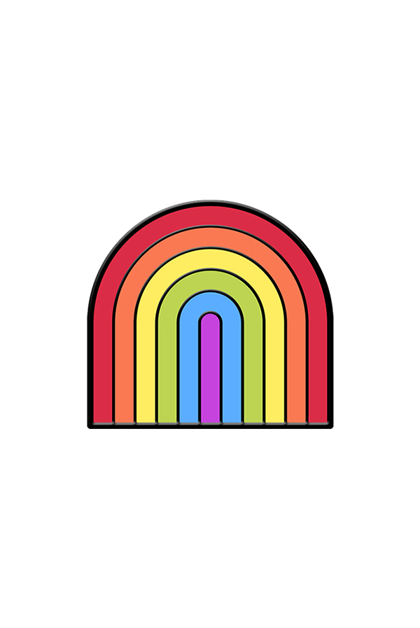 Could Be Gayer Enamel Pins