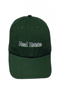 Real Estate Dad Hat (Forest Green)