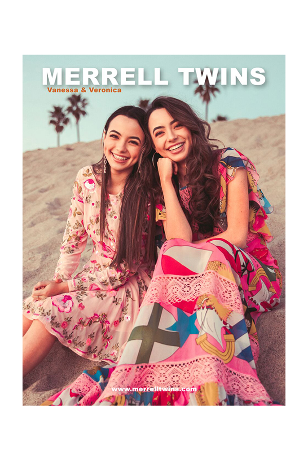 Merrell Twins Merch Online Store On District Lines