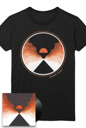 I Travel On Vinyl + Tee Bundle