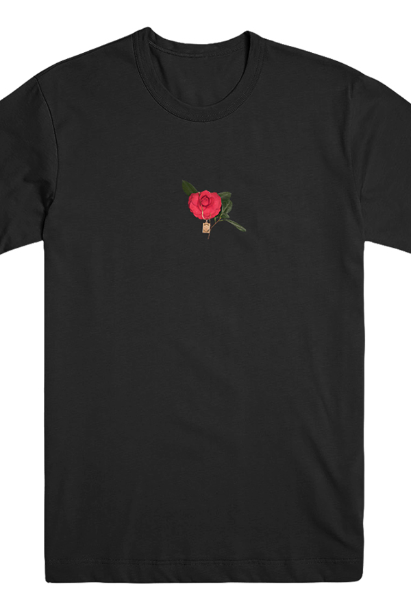 Demo Flower Tee (Black)