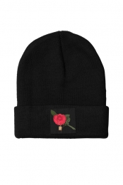 Demo Love Patch Beanie (Black)