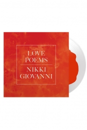 Nikki Giovanni, Love Poems (Vinyl Edition + MP3)
