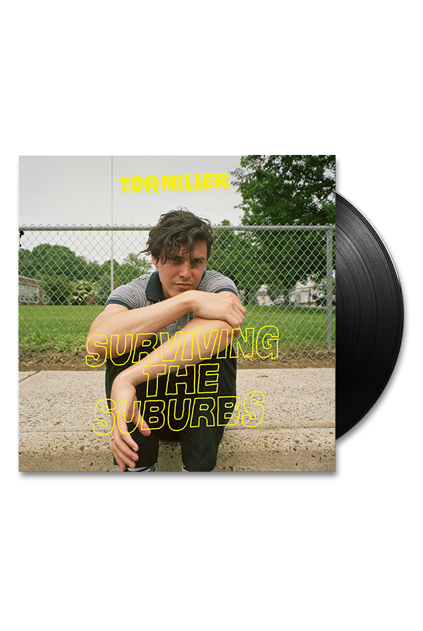 Surviving the Suburbs LP + Digital + Instant Grats