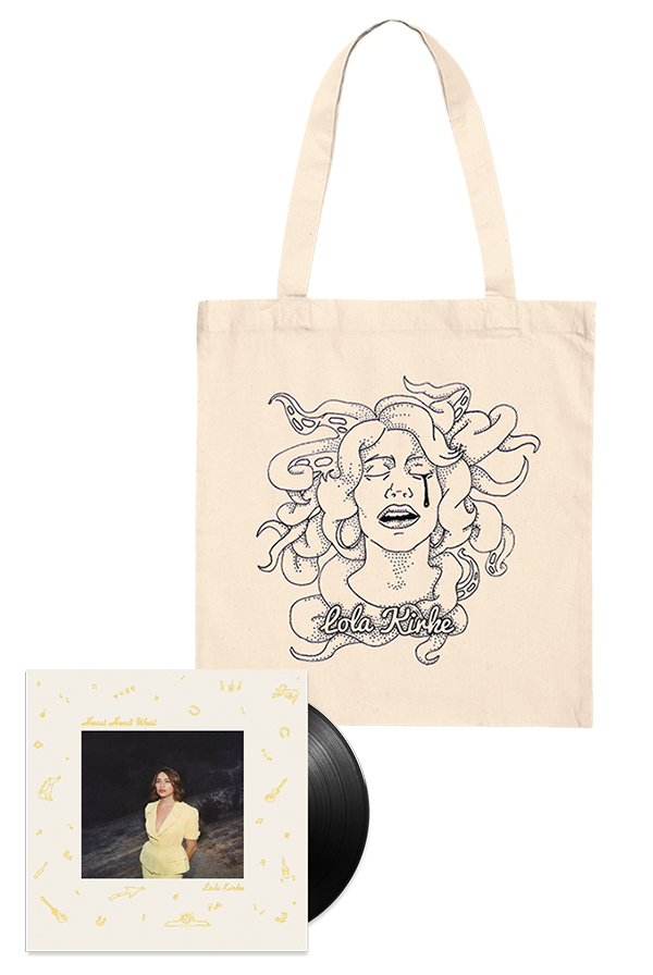 Tote + LP Bundle