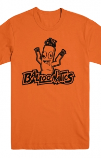 Balloonatics Tee (Orange)