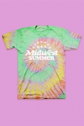 Midwest Summer Tour 2018 Tee