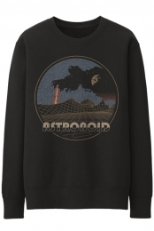 Launch Crewneck (Black)