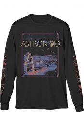 Discovery Long Sleeve Tee (Black)