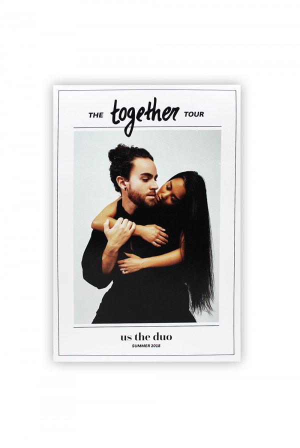 The Together Tour Poster