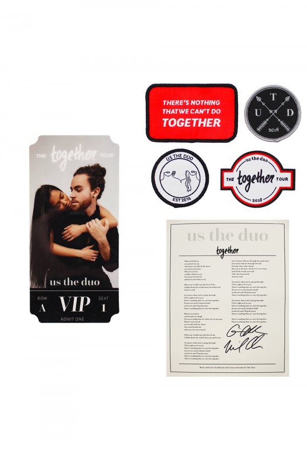 VIP Commemorative Ticket Bundle