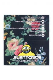 Subtronics Rolling Papers Box