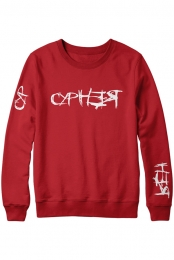 CYPHER SWEATER (RED)