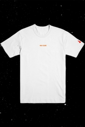 No Cure Tee (White) - Jeffrey Chang