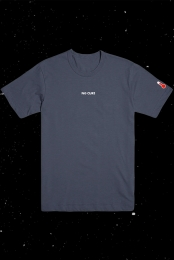 No Cure Tee (Denim) - Jeffrey Chang