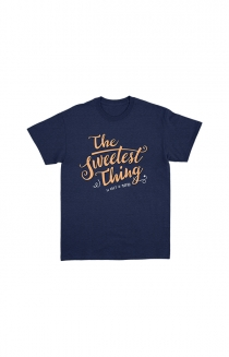 The Sweetest Thing Youth Tee (Navy)