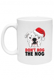 Dont Hog the Nog