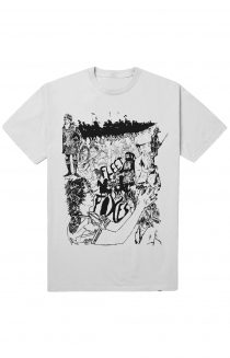 Drawing Tee - White