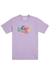 No F To Give Tee (Lilac)