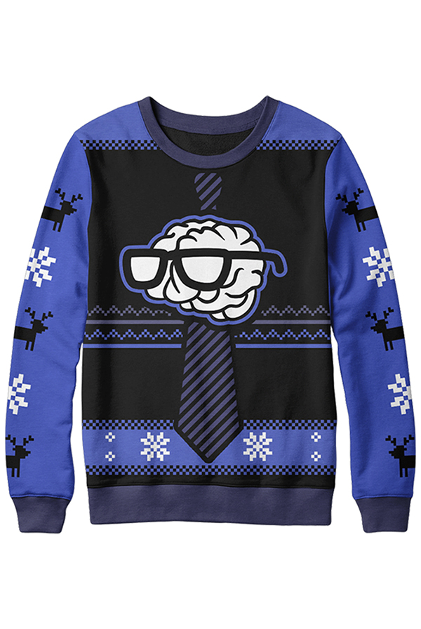 2018 Logic Holiday Sweater