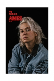 Ames Poster (Unsigned)