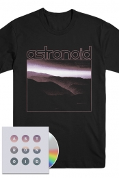 Astronoid CD + Box Tee