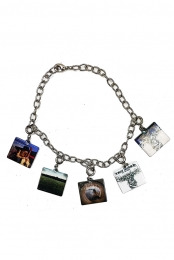 Sawyer's Album Art Charm Bracelet