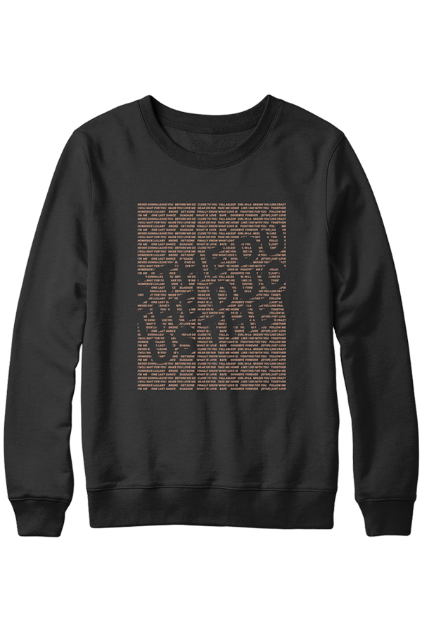 Us the Duo Title Crewneck