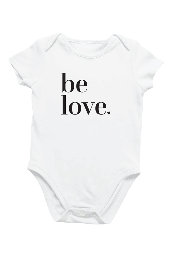 Be Love Onesie