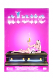 Alone Movie Poster - Slayyyter