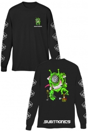 Subtronics x Aaron Brooks Long Sleeve Tee