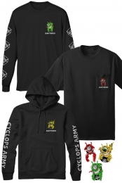 Subtronics x Aaron Brooks Cyclops Merch Bundle