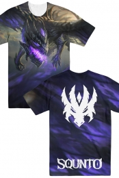 Dragon Squad Custom Tee